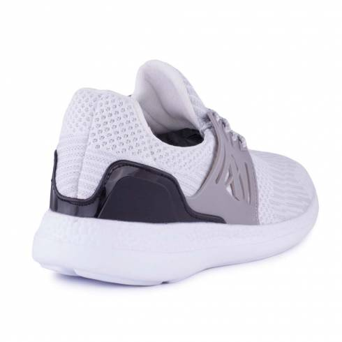 Sneakers, Jumex Collection, alb-gri