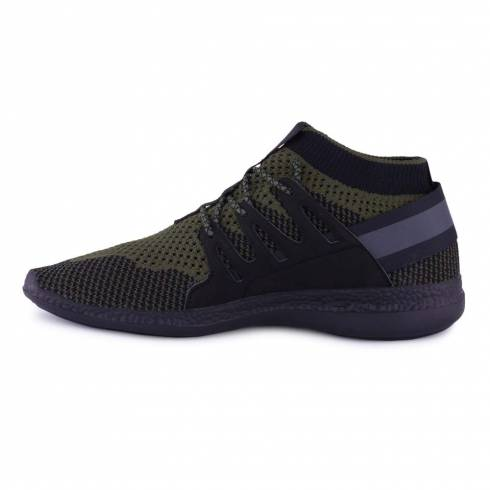Sneakers, Jumex Collection, verde-negru