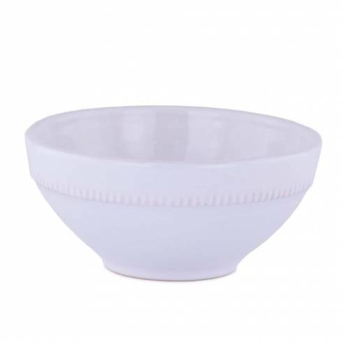 Bol din ceramica, alb