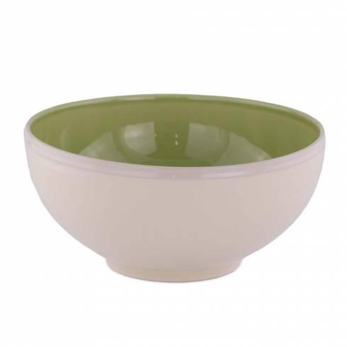 Bol de ceramica, verde