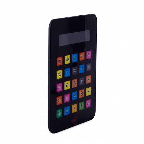 Calculator colorat cu touch screen