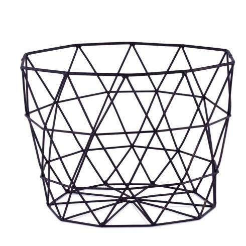 Cosulet oval metalic, decorativ, mijlociu