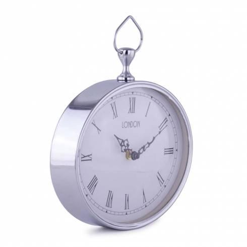 Ceas de perete, Arti Casa London, argintiu