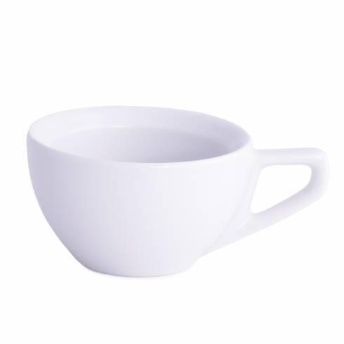 Ceasca pentru cafea, Wakure, din ceramica, alba, 150 ml