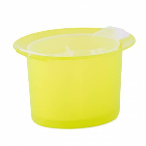 Scurgator tacamuri, din plastic, verde