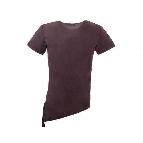 Tricou, REmarcabil, maro-negru