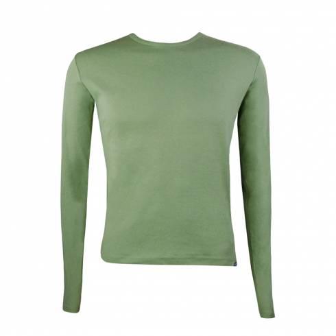 Bluza barbati, Springfield, verde