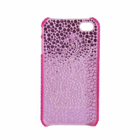 Husa iphone 4, roz