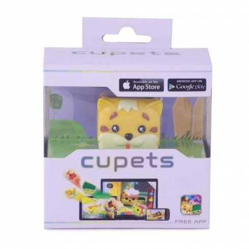 Jucarie Cupets, pisicuta galbena