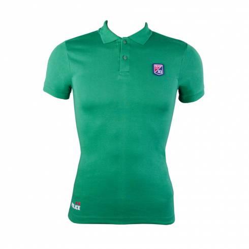 Tricou Police, verde