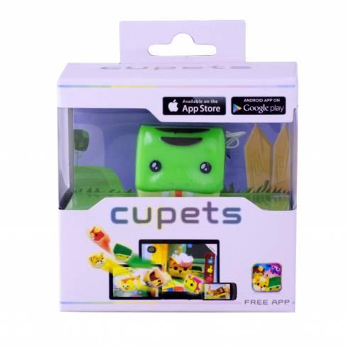 Jucarie Cupets, sarpe,verde-negru
