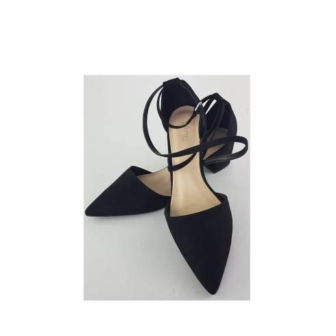 Sandale dama, negre