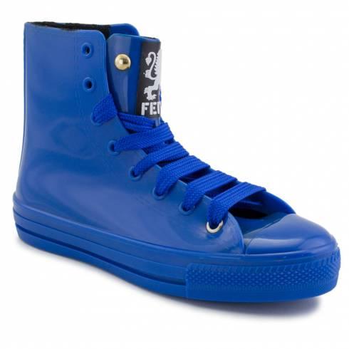 Bascheti Feith, albastru