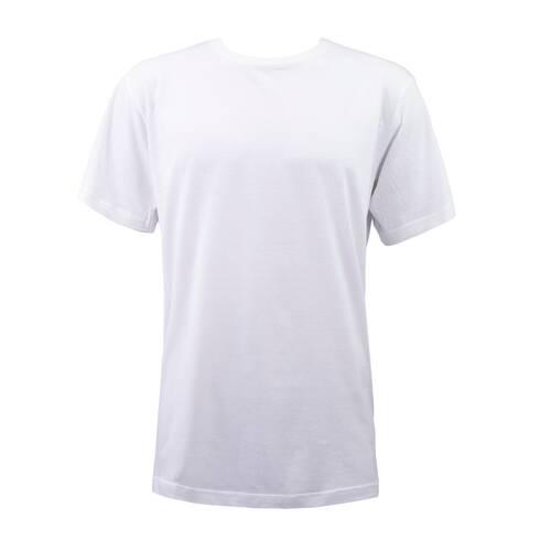Tricou barbati alb