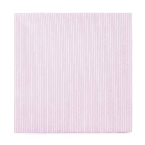 Servetele de masa, roz cu dungi albe