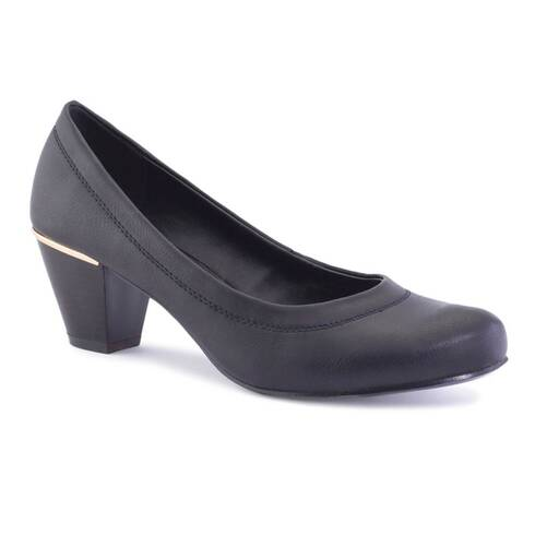 Pantofi dama, Luciano Fabbri, negri