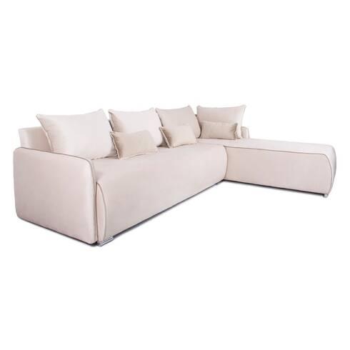Canapea Balance, fixa, tapitata