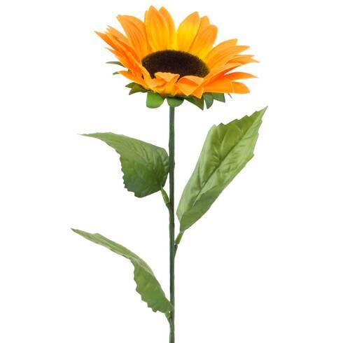 Floarea soarelui, artificiala