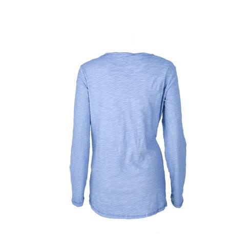 Bluza dama Helen Fischer, albastru-deschis