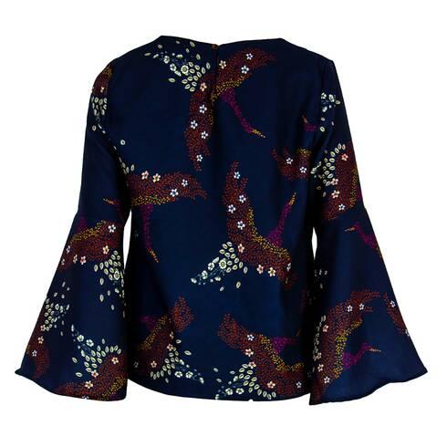 Bluza dama, maneca clopot