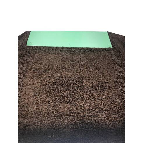 Covoras baie model Boston-Chocolat, 100x60 cm