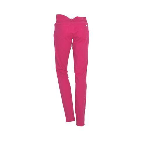 Pantaloni dama, ciclam