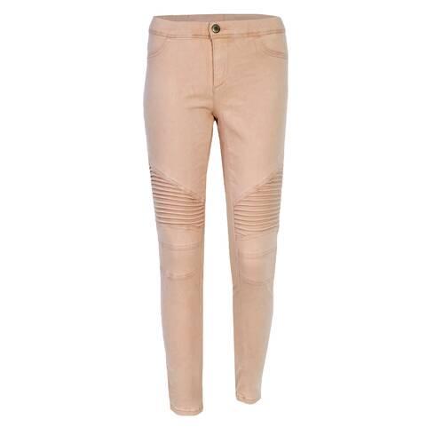 Pantaloni dama Tally Weijl, roz-piersica
