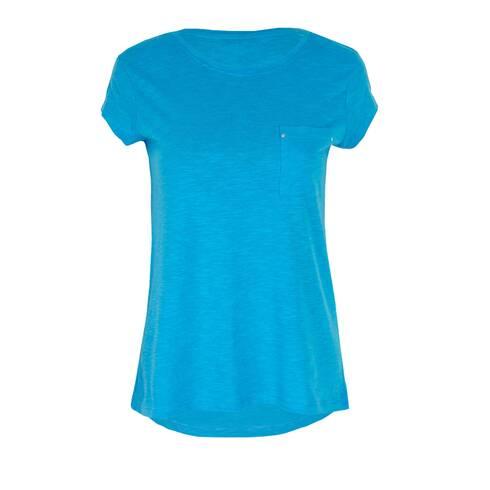 Tricou, Springfield, dama, albastru
