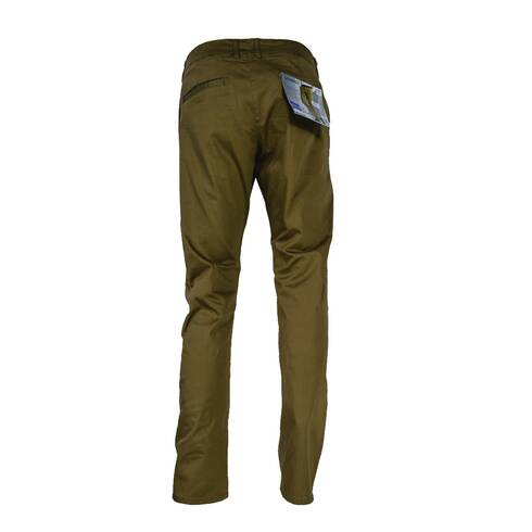 Pantaloni barbati Livergy, kaki