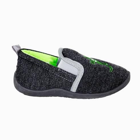 Papuci de interior pentru copii, gri