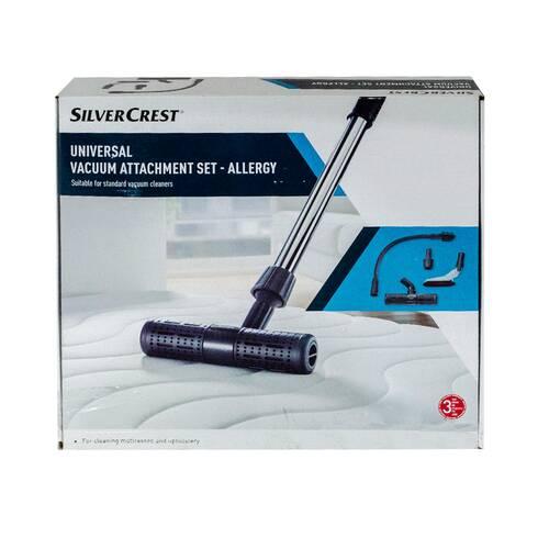 Set accesoriu universal de aspirator, pentru persoane alergice