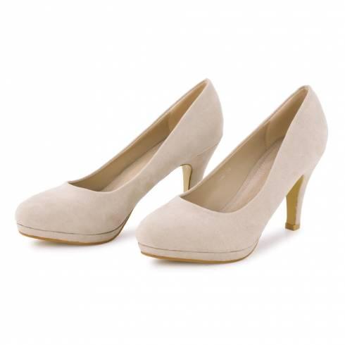 Pantofi dama, Feli Rose, bej