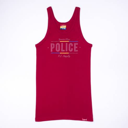 Maiou POLICE rosu