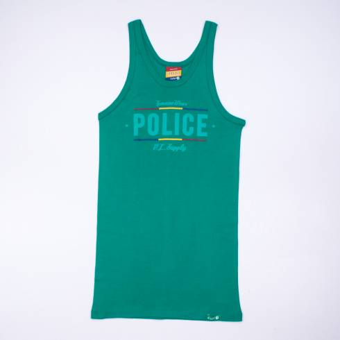 Maiou POLICE verde
