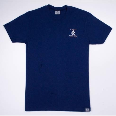 Tricou POLICE bleumarin