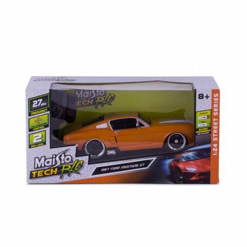 Masina Maisto Tech, FORD MUSTANG GT 1967