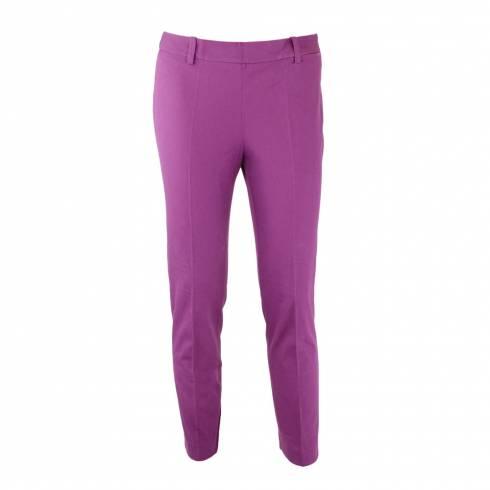 Pantaloni dama, din stofa mov