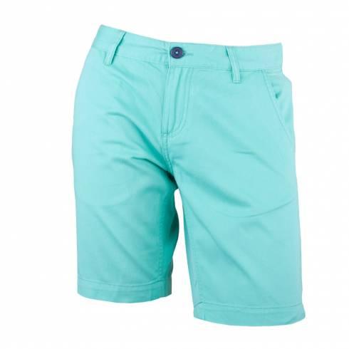 Pantaloni barbati verzi, scurti