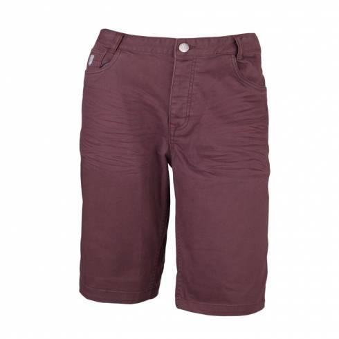 Pantaloni barbati, scurti, maro