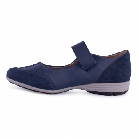 Pantofi dama, Footflexx, bleumarin