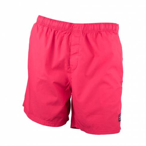 Pantaloni barbati rosii, Police