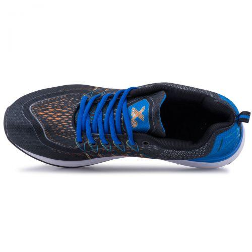Pantofi sport, Zuanda, albastru-gri
